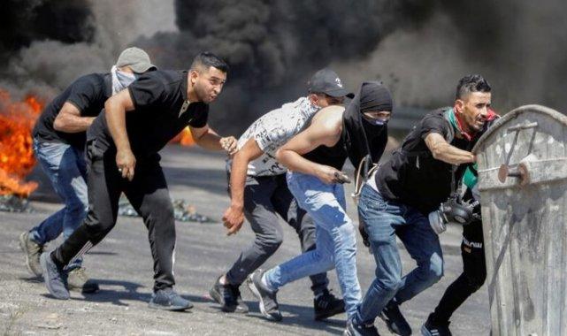 İsrail Filistin Gerginliğinde Kayıplar Artıyor