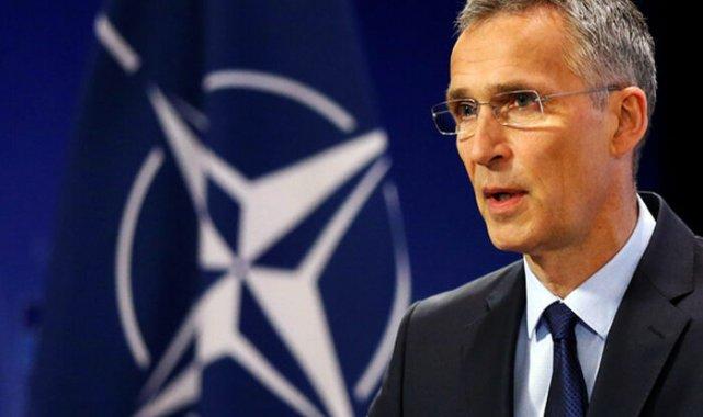 Biden ile görüşen NATO Genel Sekreteri Stoltenberg: Gündemde Çin de var