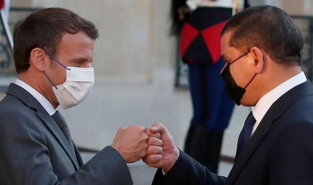 Macron Ermenistan ve Libya Başbakanları ile Görüştü