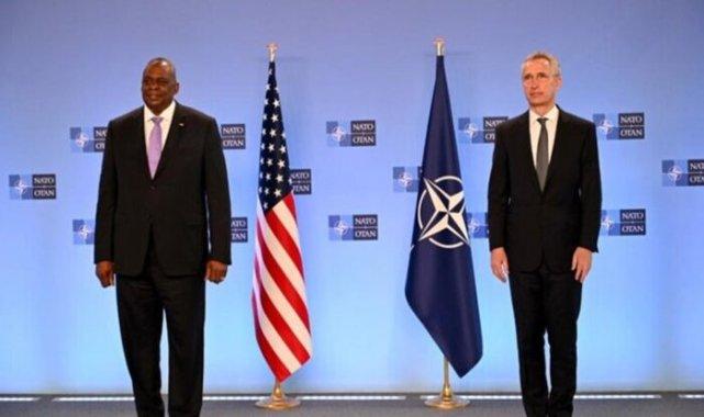 NATO Zirvesi Öncesi Stoltenberg Washington'da
