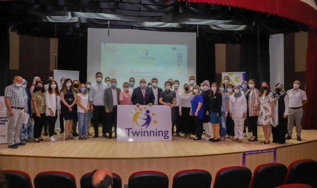 Eğirdir'de 9 okula e-Twinning belgesi
