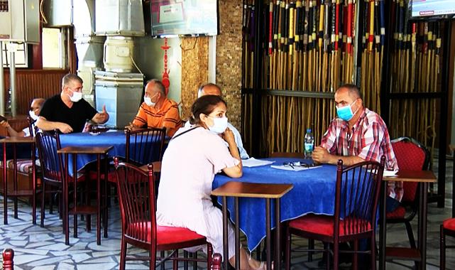 Aşısızlar kahveye alınmıyor: Ankara'da başladı