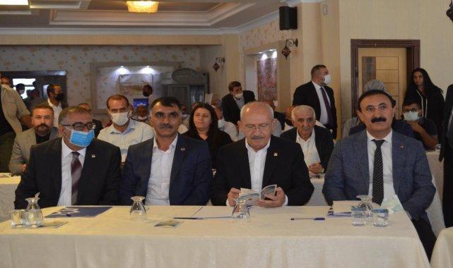 CHP Genel Başkanı Kılıçdaroğlu Van'da