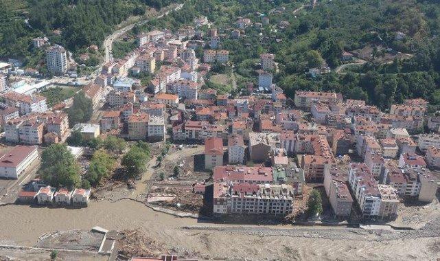 Dünyadan Kastamonu, Sinop ve Bartın'daki sel ile ilgili Türkiye'ye taziye ve dayanışma mesajları