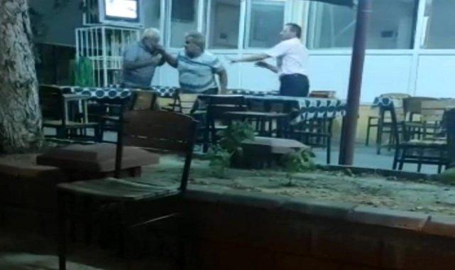 İyi Partili eski başkan engelli şahsı öldüresiye dövdü