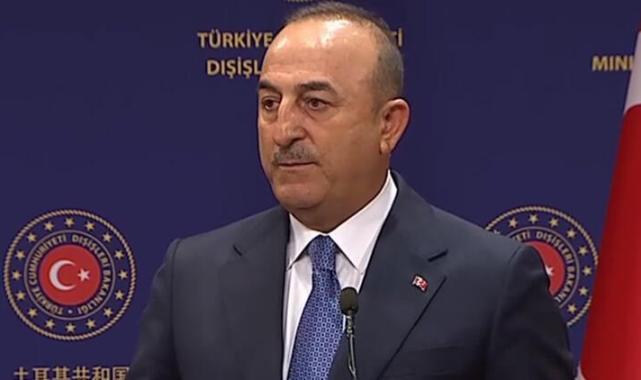 Bakan Çavuşoğlu'ndan Afganistan ve Kabil Havalimanı açıklaması
